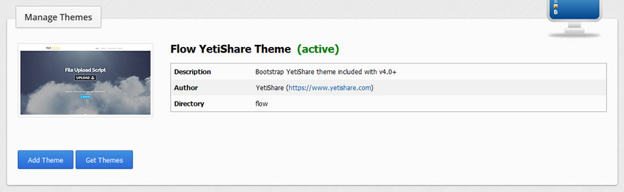 YetiShare - File Hosting Script - Create your own